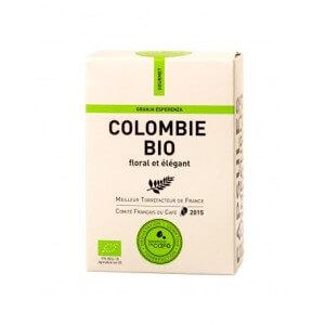 caf de colombie bio 10 capsules terre de caf le gastronome du net. Black Bedroom Furniture Sets. Home Design Ideas