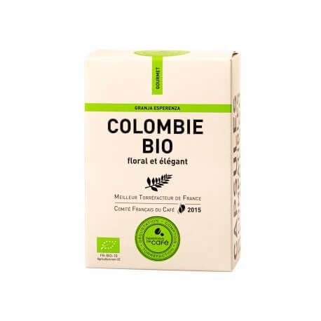 café de comlombie bio